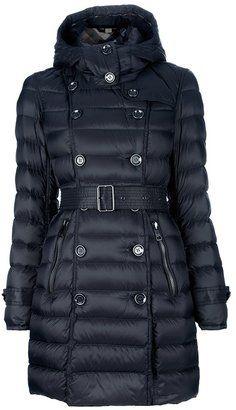 ShopStyle: Burberry'Mintbury Down' Coat