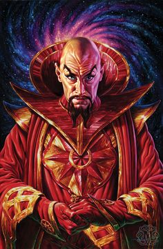 "Jason Edmiston's ""The Hand of Ming"""