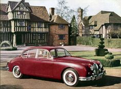 1960 mkll 2 4 jaguar inspector morse car in the series. Black Bedroom Furniture Sets. Home Design Ideas