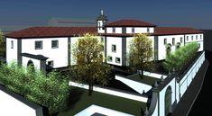 Projeto de Remodelação da Igreja e Convento dos Concepcionistas em Angra do Heroísmo