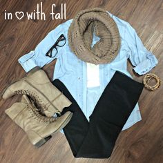 In love with fall fashion!