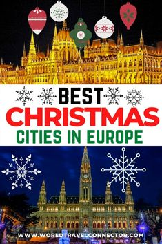 Best Cities To Spend Christmas in Europe I Best Places To Spend Christmas in Europe I Best Towns To Spend Christmas in Europe I Christmas Europe Photography I Christmas Europe Travel I White Christmas Europe I Christmas Europe Cities I Christmas Europe Aestethic I Best Christmas Europe I Christmas Europe Markets I Christmas Europe Itinerary I Christmas Europe Snow I Merry Christmas Europe I Christmas Europe Winter I Christmas Europe Beautiful I Christmas Europe Travel Cities I Xmas Europe…