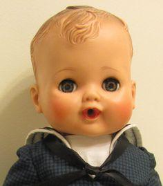 Madame Alexander Boy Doll
