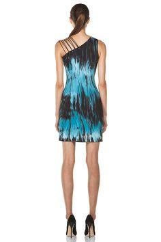 Versus | Tie Dye Tank Dress in Sugar Paper Print
