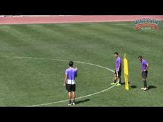 Dan Crowley | How to improve change of direction | Soccer drill - YouTube