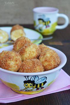 A legomlósabb linzer Hungarian Cuisine, Lunch Meal Prep, Ciabatta, Pretzel Bites, Cookie Recipes, Cheddar, Cereal, Deserts, Muffin