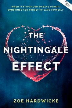 Title: The Nightingale Effect Author: Zoe Hardwicke Publisher: Swoon Romance Cover Design: Swoon Romance Rele. Cool Books, New Books, Night Shift Problems, Relationship Books, Relationships, Best Book Covers, Book Show, Nightingale, Book Cover Design