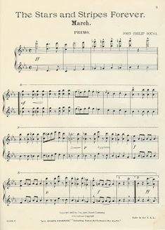 The Vintage Moth..: Music to my eyes.. I Love America, God Bless America, Yankee Doodle Dandy, Partition Piano, Images Vintage, Home Of The Brave, Let Freedom Ring, Vintage Sheet Music, Old Glory