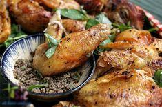 Hương vị riêng đặc trưng của mắc khén sẽ khiến món gà nướng của bạn ngon không tưởng.           Nguyên liệu:  – 1 con gà– Chẳm chéo– Hạt mắc khén– Muối hạt– Sả.  Cách làm:  – Làm sạch gà, để ráo nước.  – Trộn 2 thìa chẳm chéo với 1 thìa mắc khén...  http://cogiao.us/2017/02/25/ga-nuong-mac-khen/