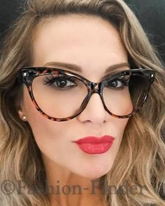 big square glasses frames - Google Search