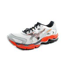Mizuno Wave Enigma 2 Mens Size 14 White Sneakers Shoes