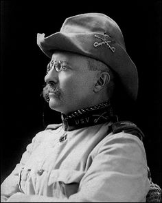 Teddy Roosevelt and the Rough Riders 1898 Spanish American War.The Spanish–American War was a conflict in 1898 between Spain and the United States, effectively the result of American intervention in the Cuban War of Independence.