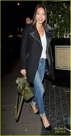 jamie chung- statement jacket