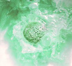This DIY Green Tea Bath Bomb Is The Antioxidant Boost You Need