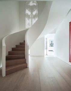 Inspiración cerámica. Iluminación natural con un tamiz que cuenta una historia. Casa Street / gh3