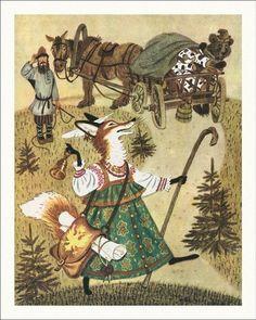 """Russian Folk Tales"" by Nicholas Trepenok"