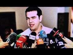 """Pandemonium"" Greece As Alexis Tsipras Wins Again!!! - YouTube"