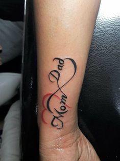 Dad memorial tattoo. Memorial tattoo. Wrist tattoo. RIP DAD | Daddys ...