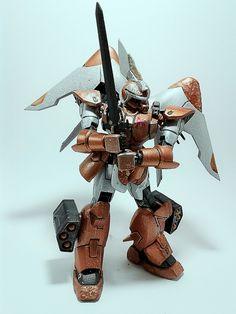 ZGMF-1017GINNInsurgent Custom Type 1:144