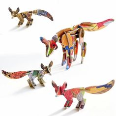 Totem fox