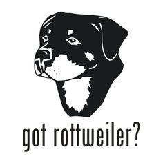 Billedresultat for rottweiler graphic