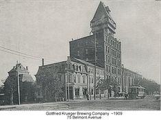 This Day in History:  Jan 24, 1935: First canned beer goes on sale http://dingeengoete.blogspot.com/ http://www.virtualnewarknj.com/images02/busind/brewery/krueger01.jpg