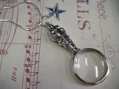 Glass Pendants Necklaces