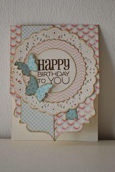 Happymade: Mojo Monday #327 - Happy birthday