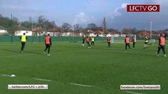 Kapitan FC Liverpoolu popisał się fantastycznym uderzeniem z powietrza • Piękny gol Stevena Gerrarda podczas treningu • Zobacz >> #gerrard #goals #liverpool #football #soccer #sports #pilkanozna