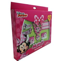 mm1240-NJ - Minnie Mouse accessory box set (July 2015 availability -- Accepting preorders)