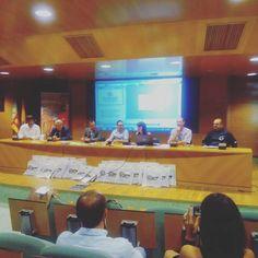 Todos presentes en la presentación del Secreto Visigodo en el CDT
