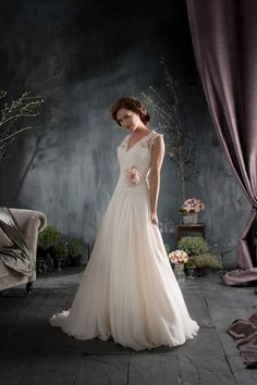 Naomi Neoh Love Letters Collection wedding dress