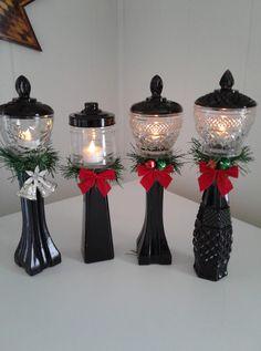 Beautiful Christmas Decorations, Christmas Tree Crafts, Christmas Tablescapes, Elegant Christmas, Christmas Projects, Handmade Christmas, Holiday Crafts, Christmas Ornaments, Purple Christmas
