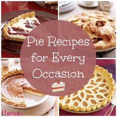 17 delicious and festive pies perfect for every occasion.