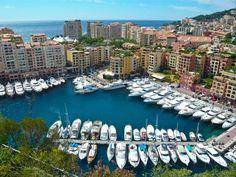 Monte Carlo, Monaco #luxuryvacations #monaco #vacationhomesnet