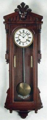 """Bagdad"" Ansonia Clock Company of Ansonia, Connecticut."