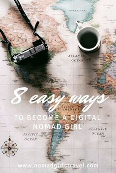 Want to become a digital nomad girl? Don't worry! Many women around the world have found their way and you will find too! Let's talk about how to prepare for a digital nomad lifestyle and how to become one of us.