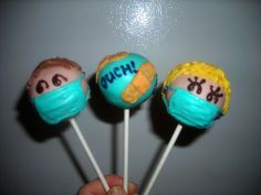 Get Well Soon Cake Pops Crafted by: ~Cake Pops By AJ~