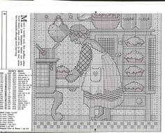PATRONES DE PUNTO DE CRUZ Y ALGO MÁS (pág. 216) | Aprender manualidades es facilisimo.com