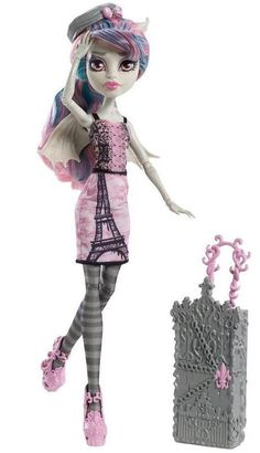 Rochelle Goyle Monster High Scaris Doll~Sienna would love this!