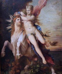 Europe // Gustave Moreau
