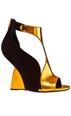 Sergio Rossi~~ these are heals that would stop traffic!
