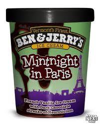 matching the movie, Midnight in Paris
