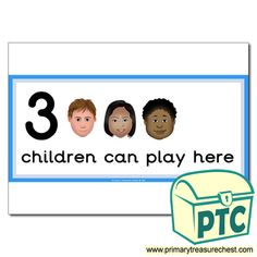 How Many Children... Reading Area Signs - Primary Treasure Chest Teaching Activities, Sensory Activities, Teaching Ideas, Activities For Kids, Eyfs Classroom, Classroom Rules, Maths Display, Maths Area, Ourselves Topic