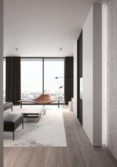 AD office interieurarchitect Arçen Dockx — EILANDJE 0914 | Appartement