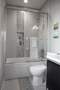 Gorgeous Tiles Design For Bathroom
