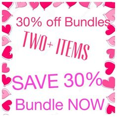 SAVE 30% ALL Bundles! NOW! Happy holidays Anything & Everything  is 30% off when bundled two or more items!  Shape wear Beauty items  FANTASY items Dresses  Shoes Tops Purses,clutches,cosmetics bag  All new items EVERYTHING goes!!   Happy Holidays from Spook & Princess Lilly  SPOOK box Mystery Available Lane Bryant Jackets & Coats