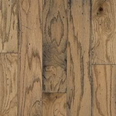 HD Bruce distressed oak toast
