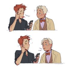 3681 Best Good Omens images in 2019 | Fandoms, Good omens