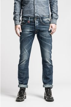 WAITOM 118 430 Regular Slim Fit - Replay